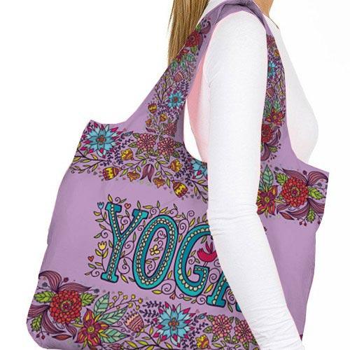 """Эко-сумка """"Йога"""""""
