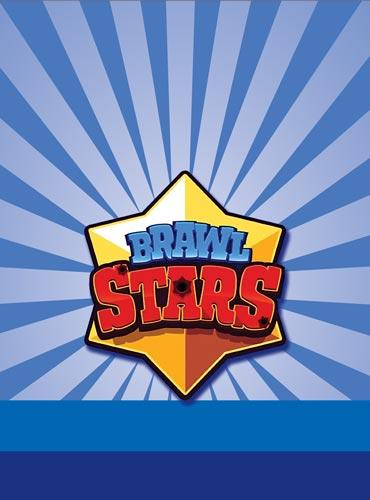 """Сумка для обуви """"BRAWL STARS"""""""