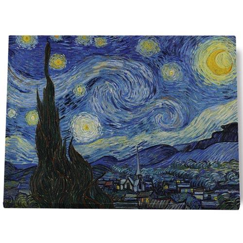 """Картина на холсте """"Звёздная ночь"""""""