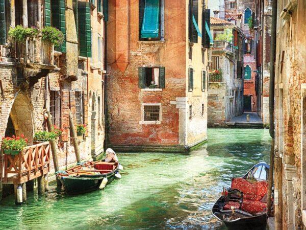 "Картина на холсте ""Венецианские каналы"""