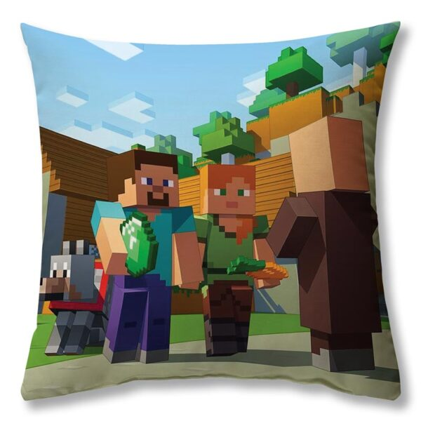 "Подушка ""Minecraft"""