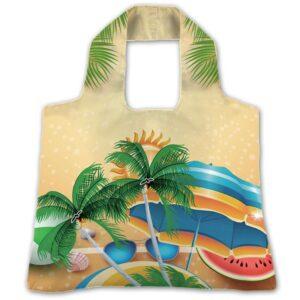 """Эко-сумка """"Пляж"""""""