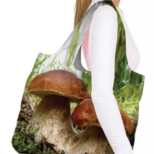 """Эко-сумка """"Белый гриб"""""""