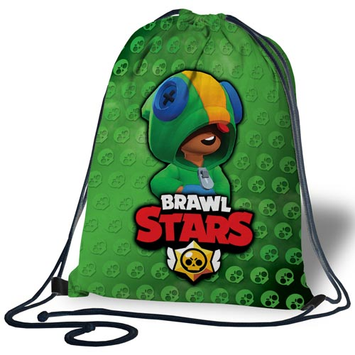 """Сумка для обуви """"BRAWL STARS Leon"""""""
