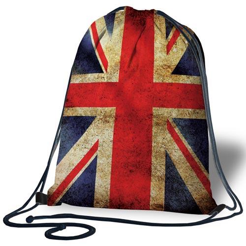 """Сумка для обуви """"Старый флаг Британии"""""""