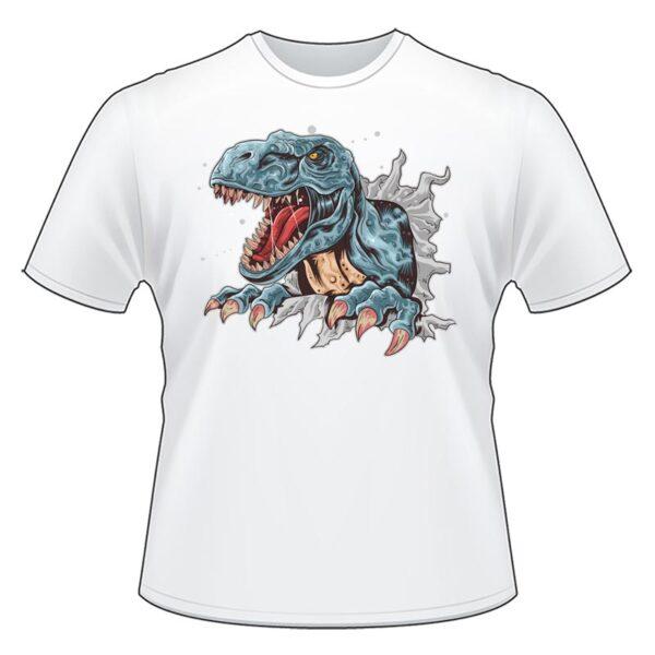 """Футболка """"Динозавр"""""""
