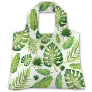 """Эко-сумка """"Пальмовые листья"""""""