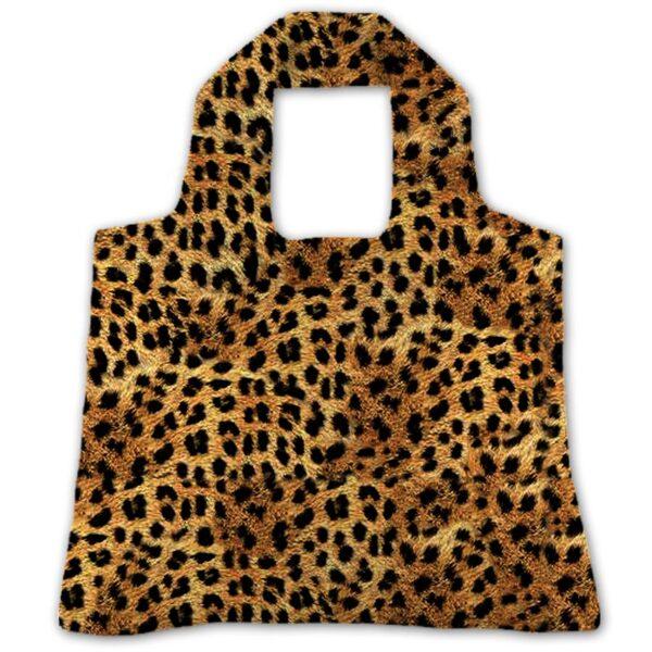 """Эко-сумка """"Леопардовый узор"""""""