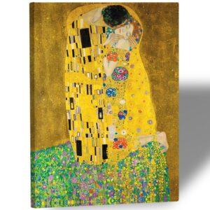 """Картина на полотні """"Поцілунок"""""""