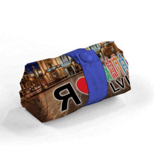 """Эко-сумка """"Я Люблю Львов"""""""