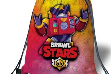 """Сумка для взуття """"BRAWL STARS Вольт"""""""